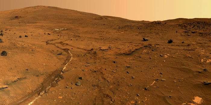 NASA показало відеоекскурсію збудівництва першої колонії наМарсі
