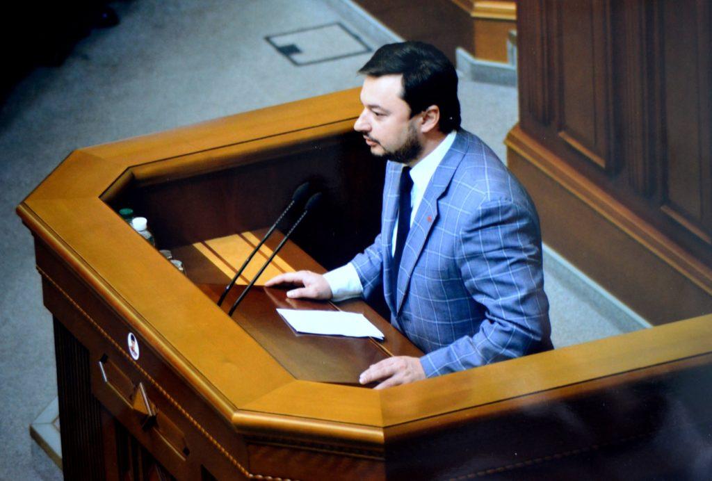 Прикарпатський нардеп Юрій Соловей закликав міністрів провести засідання у Карпатах (відео)