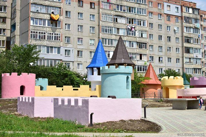 """Результат пошуку зображень за запитом """"Франківськ дитячий майданчик фортеця"""""""