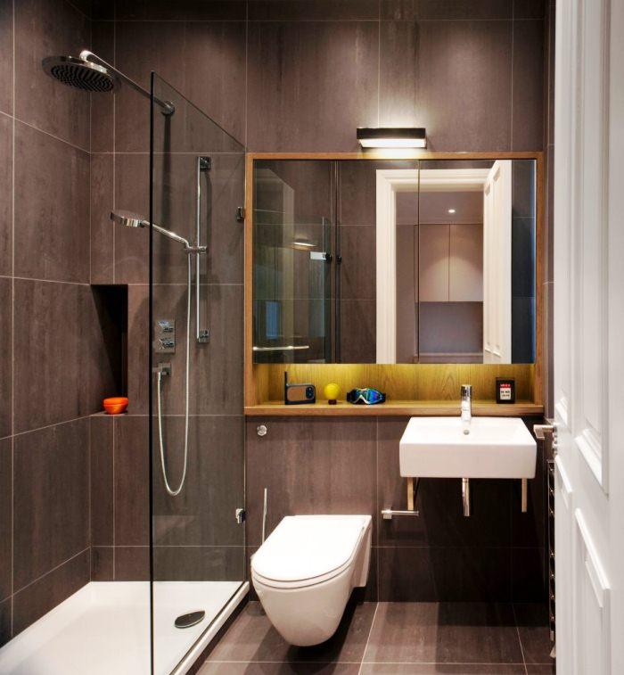 Фото дизайна ванной и душевая