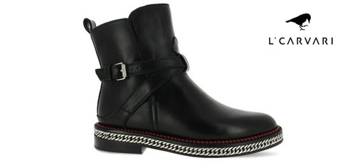 Всі типи жіночого зимового взуття бренду L CARVARI утеплюються якісними  матеріалами з термостійкими властивостями 58f4643493f83