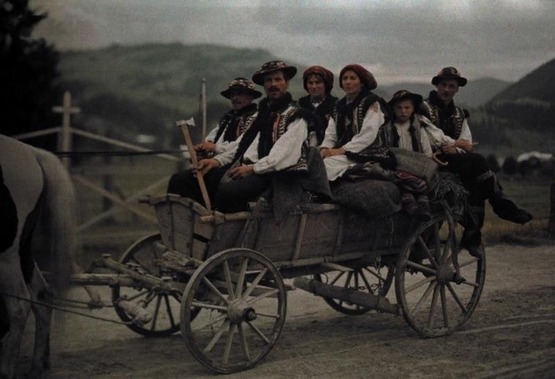 Якими були життя та побут гуцулів у 20-х роках минулого століття (фоторепортаж)