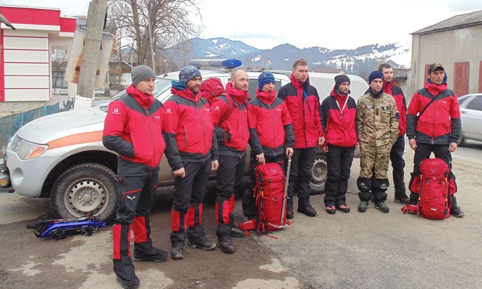 Стали відомими деталі порятунку заблукалого в Карпатах туриста із Києва (фото)