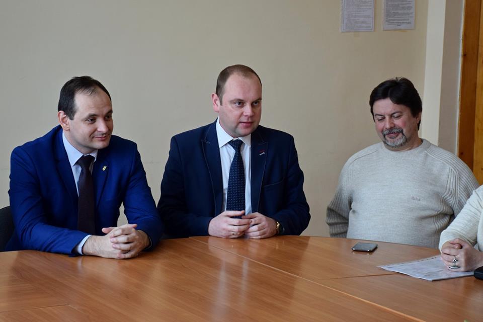Андрій Череп очолив Івано-Франківську школу №12 (фото)