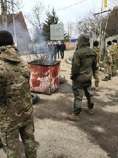 На військовому лісокомбінаті в Івано-Франківську трапився черговий конфлікт із керівництвом (відео)