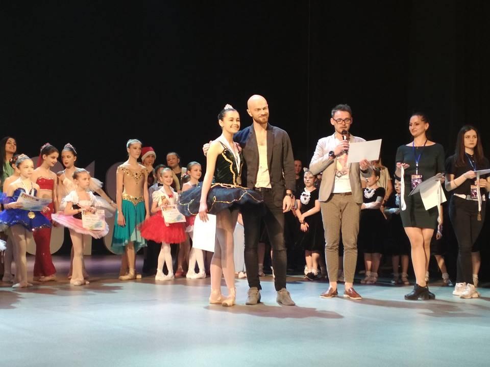 На STANISLAVIV DANCE FESTIVAL 2018 до івано-франківська прибув Влад Яма (фото+відео)