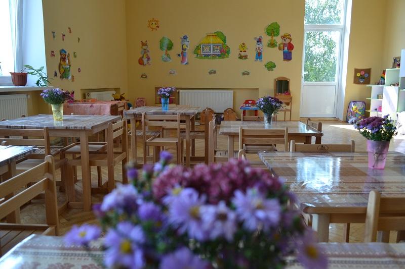 На Прикарпатті запрацював ще один дитячий садок (фоторепортаж)