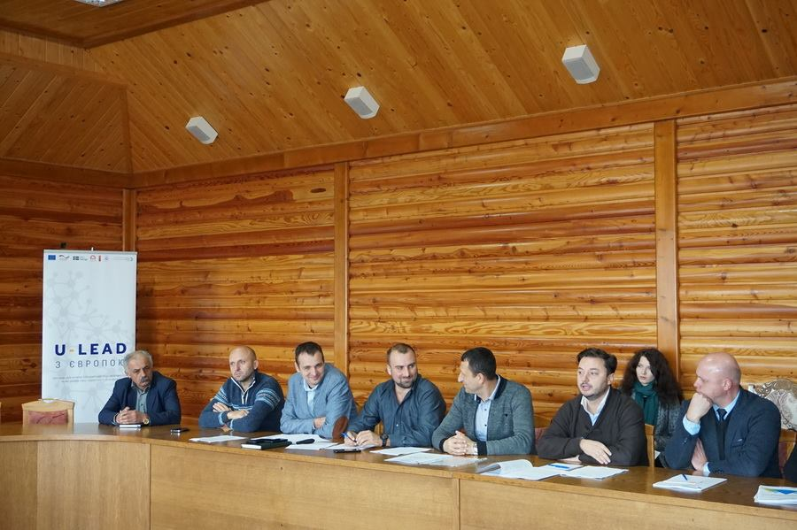 На Прикарпатті обговорили проект концепції розвитку гірських територій (фоторепортаж)