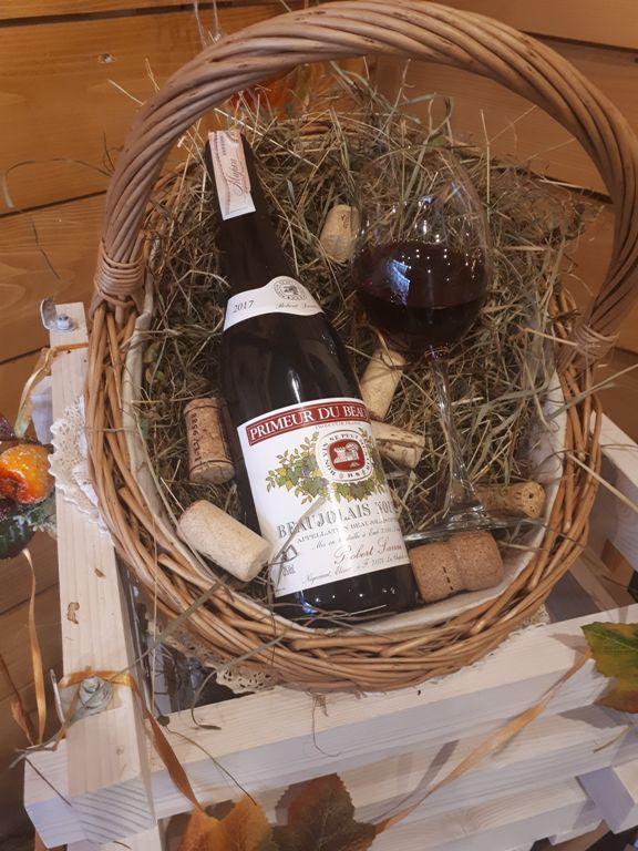 Настав час для Beaujolais Nouveau: «Рейкарц Парк Готель» запрошує на дегустацію молодого французького вина (фото)