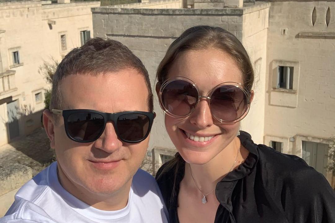 Канікули в Італії: зірковий франківчанин Юрій Горбунов опублікував романтичне селфі з дружиною (фоторепортаж)