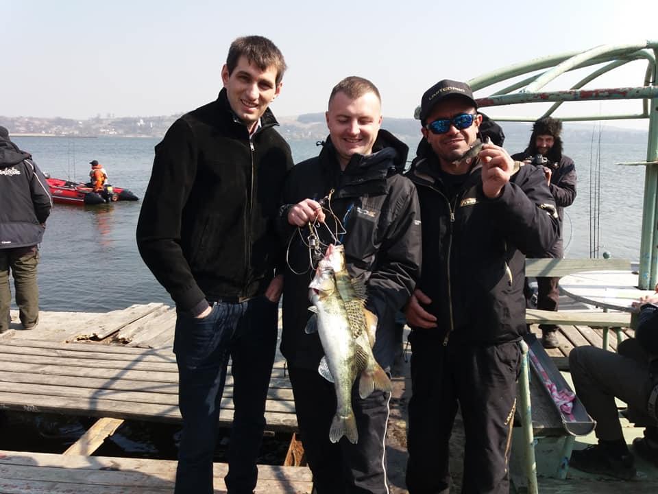 Бурштиновий хижак 2019: на Прикарпатті провели змагання з риболовлі (фоторепортаж)