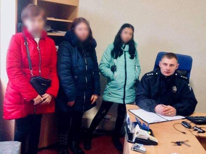 Надвірнянські поліцейські розшукали двох неповнолітніх, які через конфлікт пішли з дому (фотофакт)