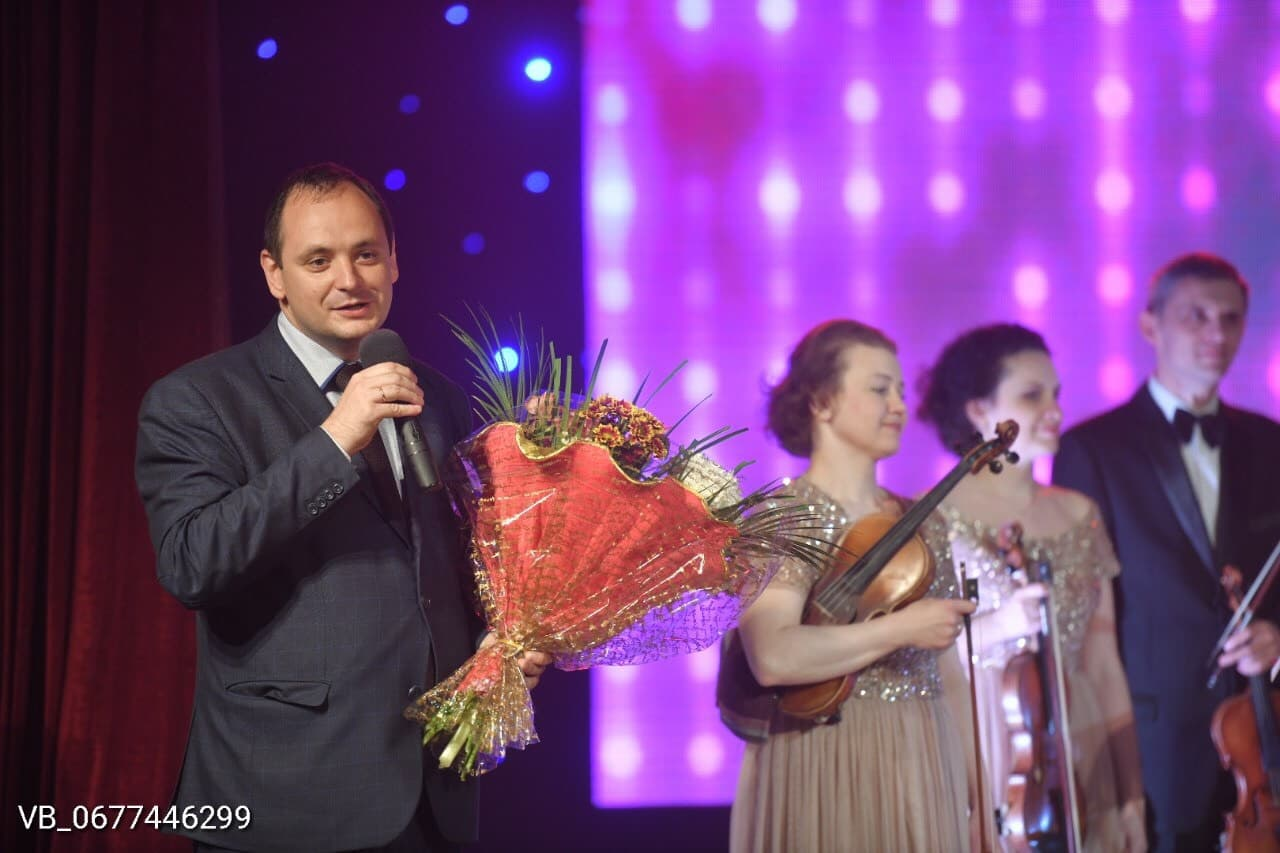 У Франківську пройшов музичний проект «Голос дитячого серця» (фоторепортаж)
