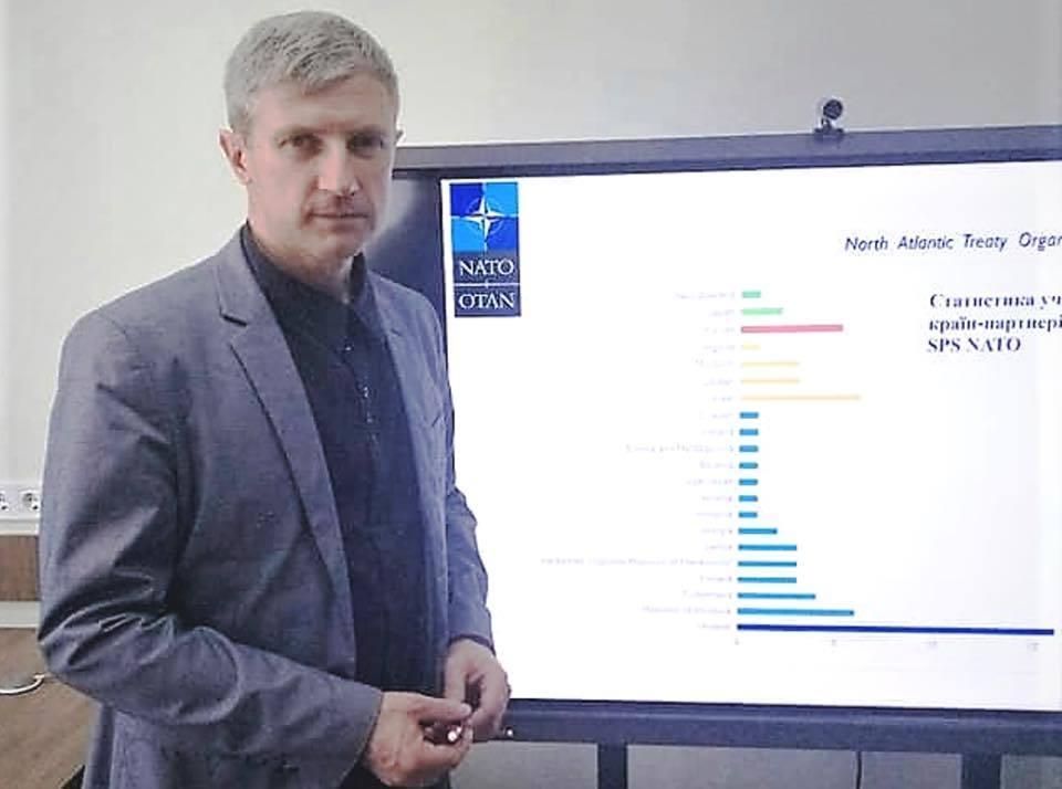 Проєкт франківського професора переміг у грантовому конкурсі